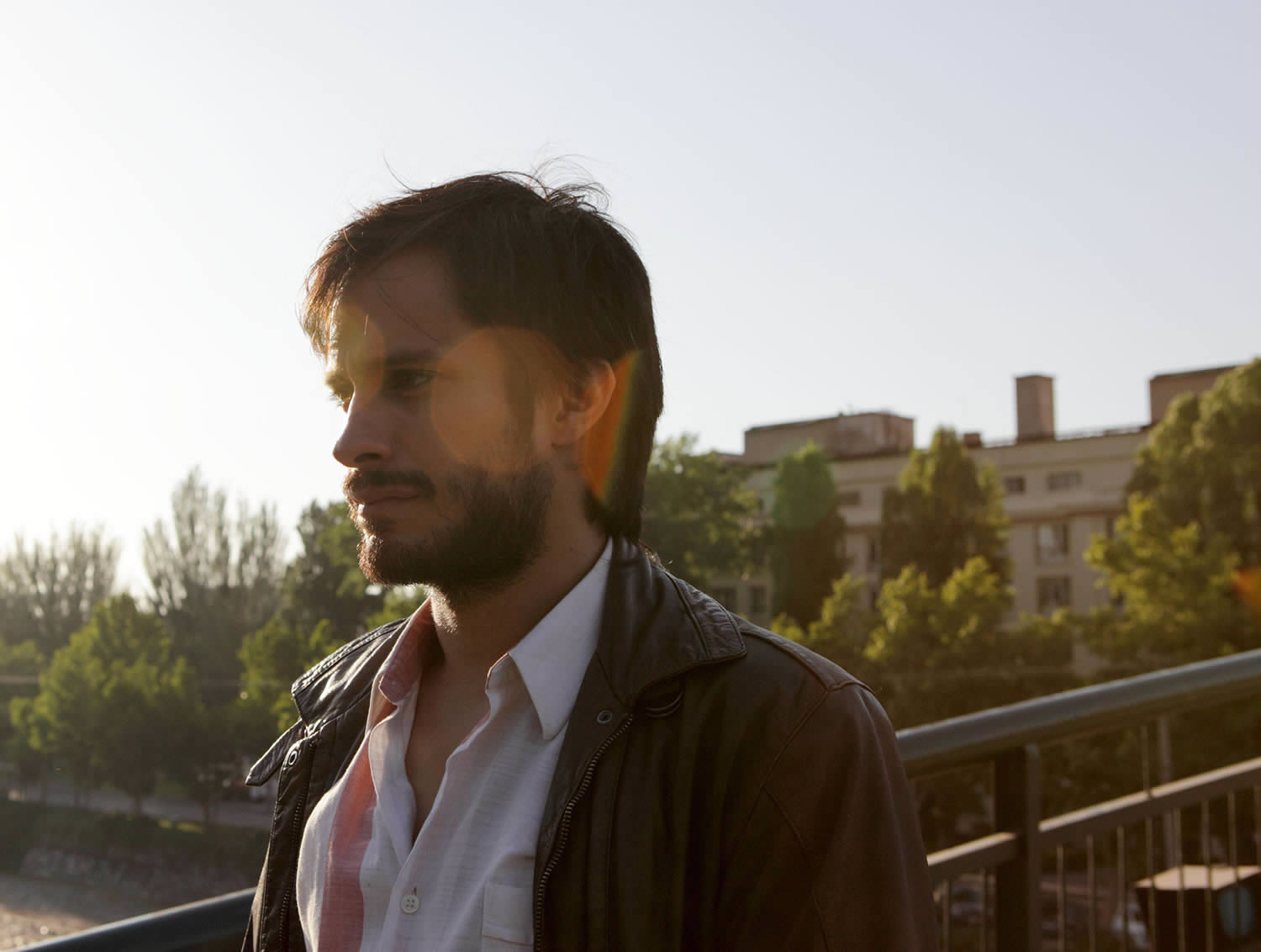"Chilean drama ""No"" with Gael Garcia Bernal."