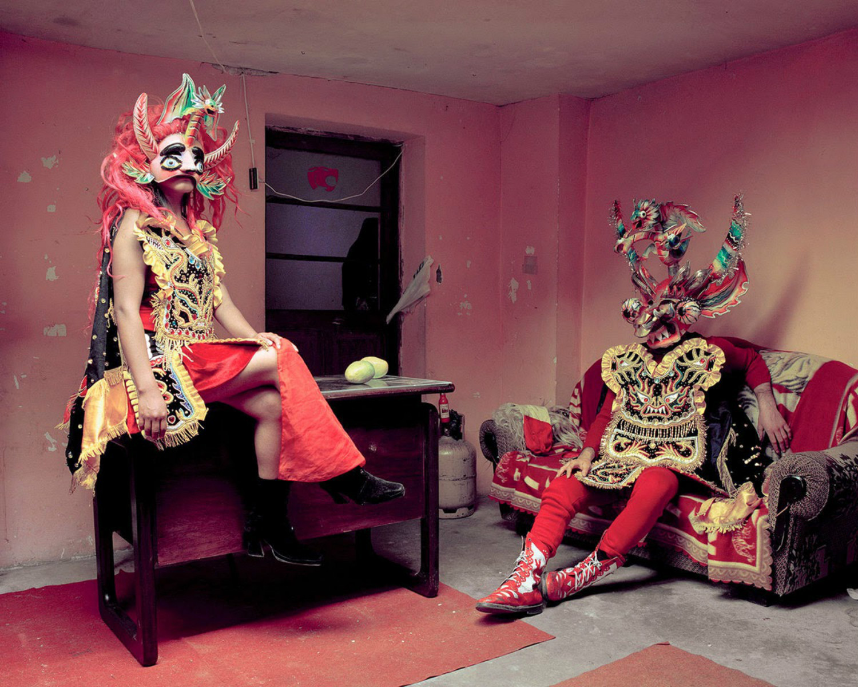 Thomas Rousset and Raphael Verona waska tatay bolivia pink wall photography