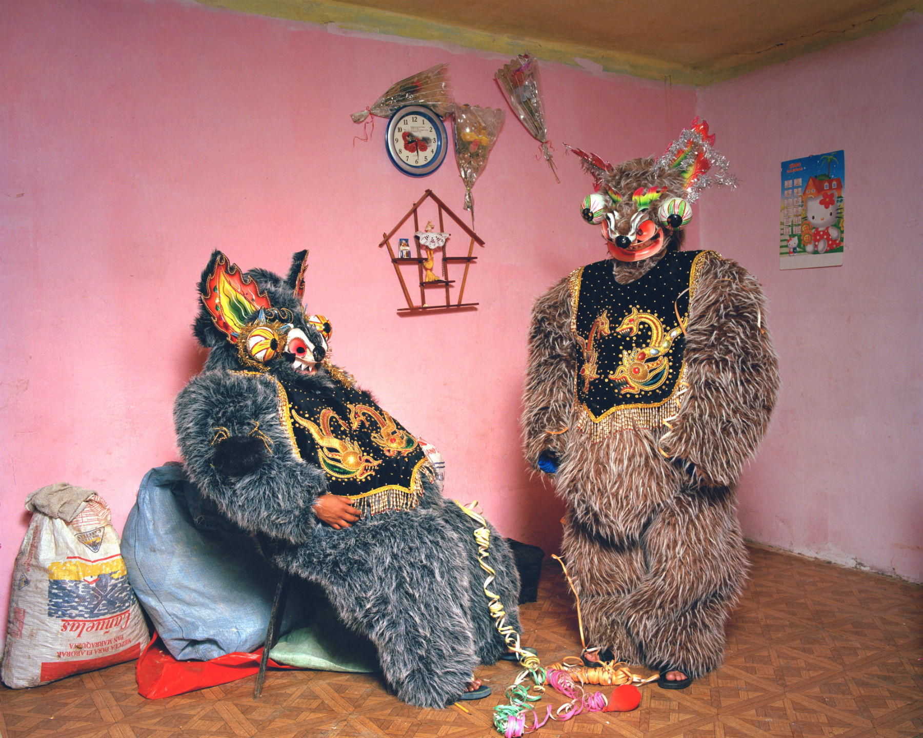 Photographing Bolivia's Shaman Doctors