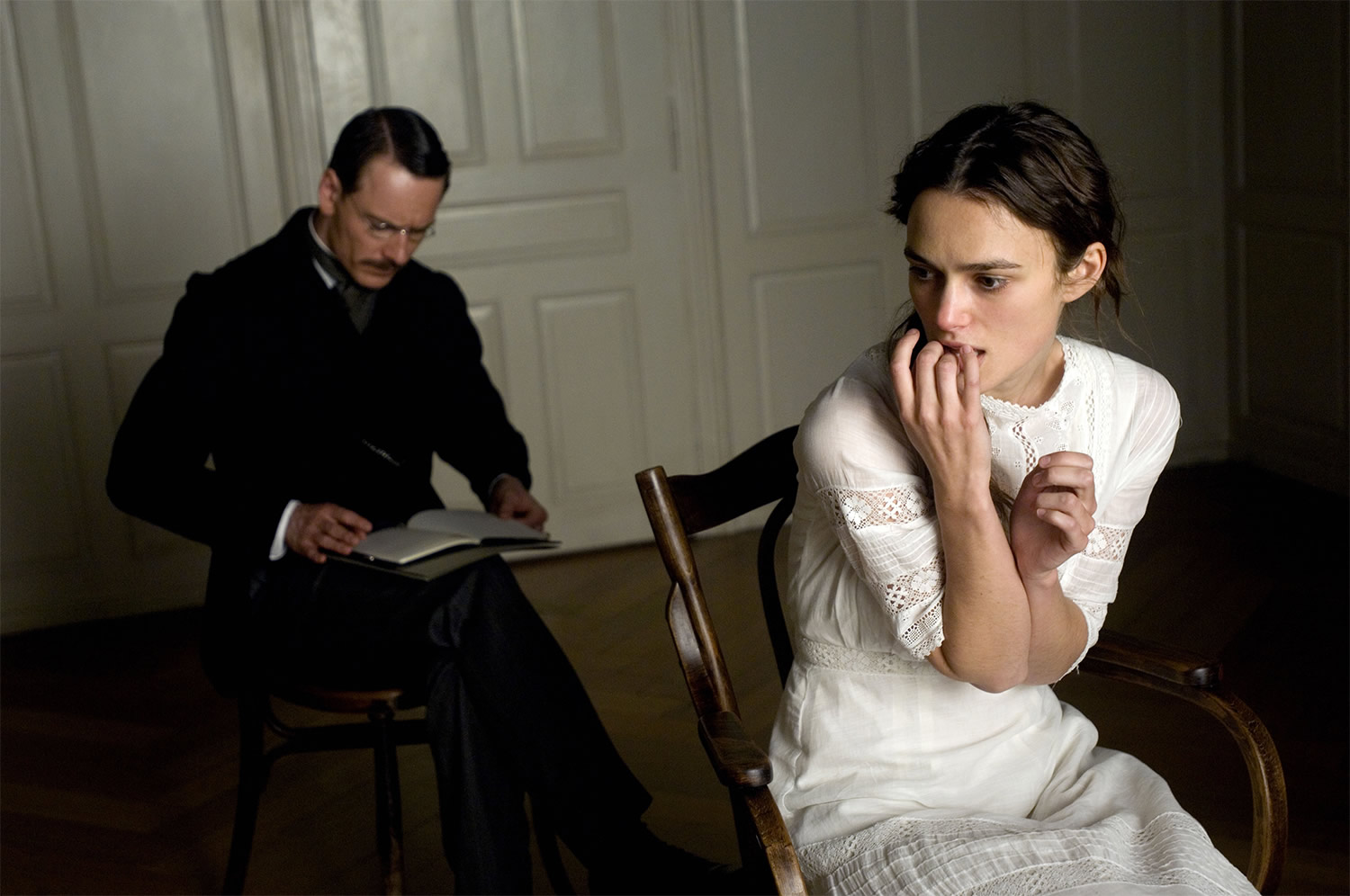 david cronenberg body horror cinema a dangerous method keira knightley