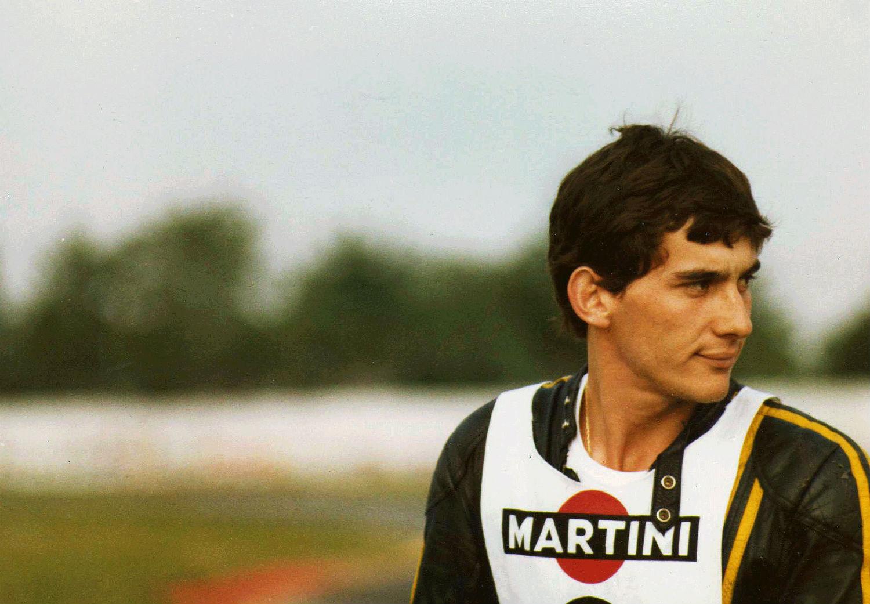senna F1 documentary still