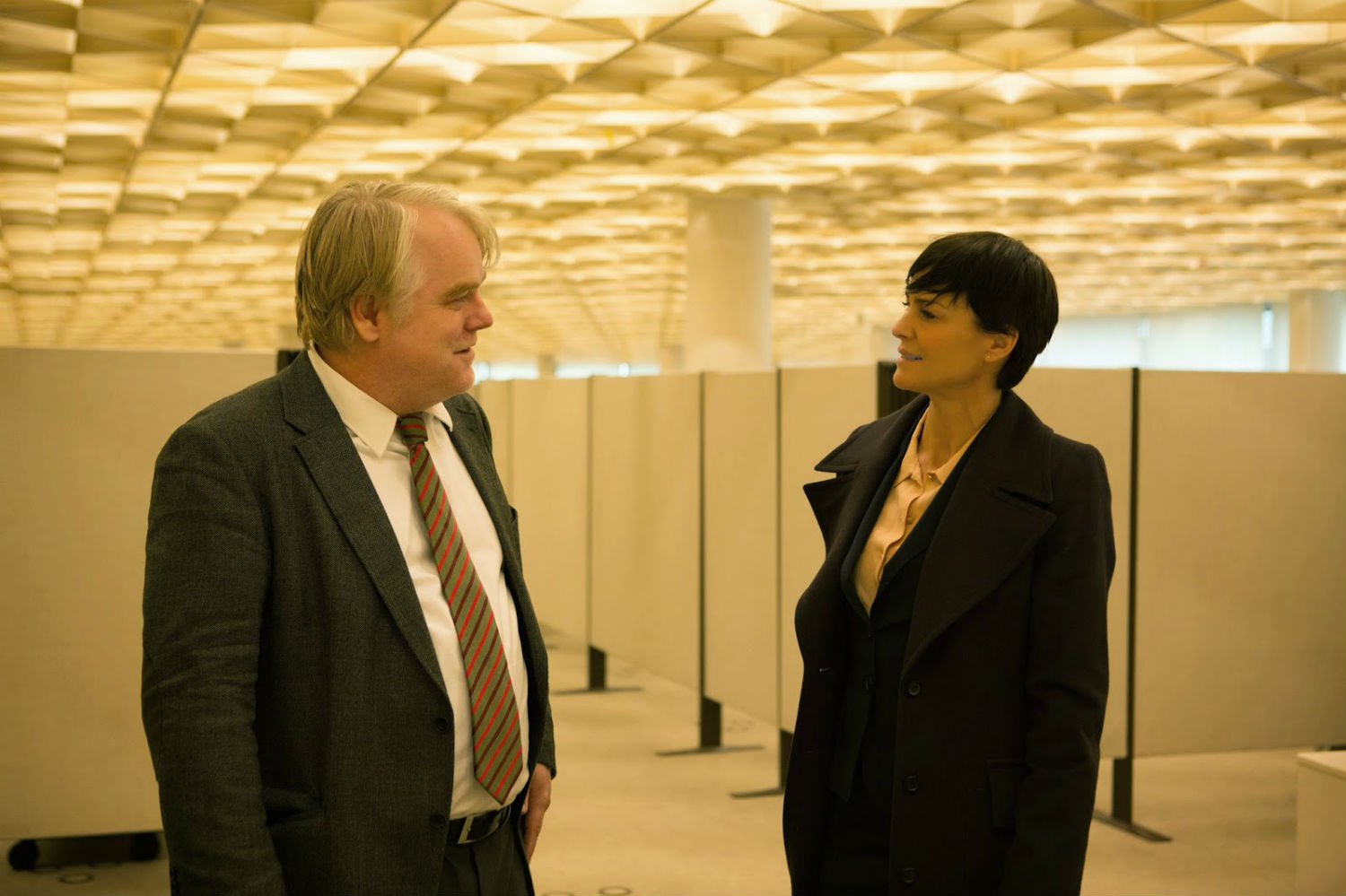 a most wanted man philip seymour hoffman robin wright