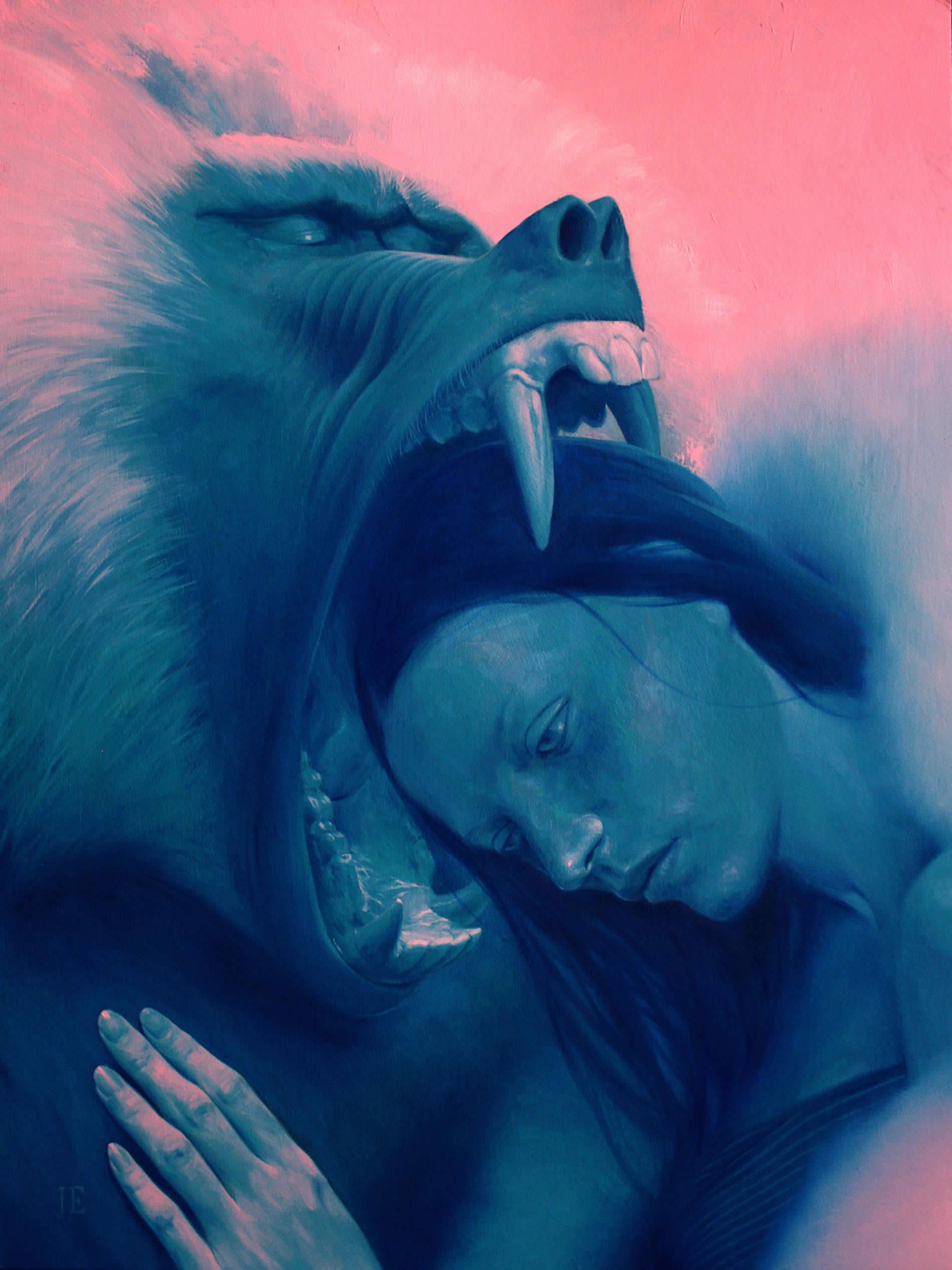 Jeremy Enecio Reveals Secrets About His Paintings