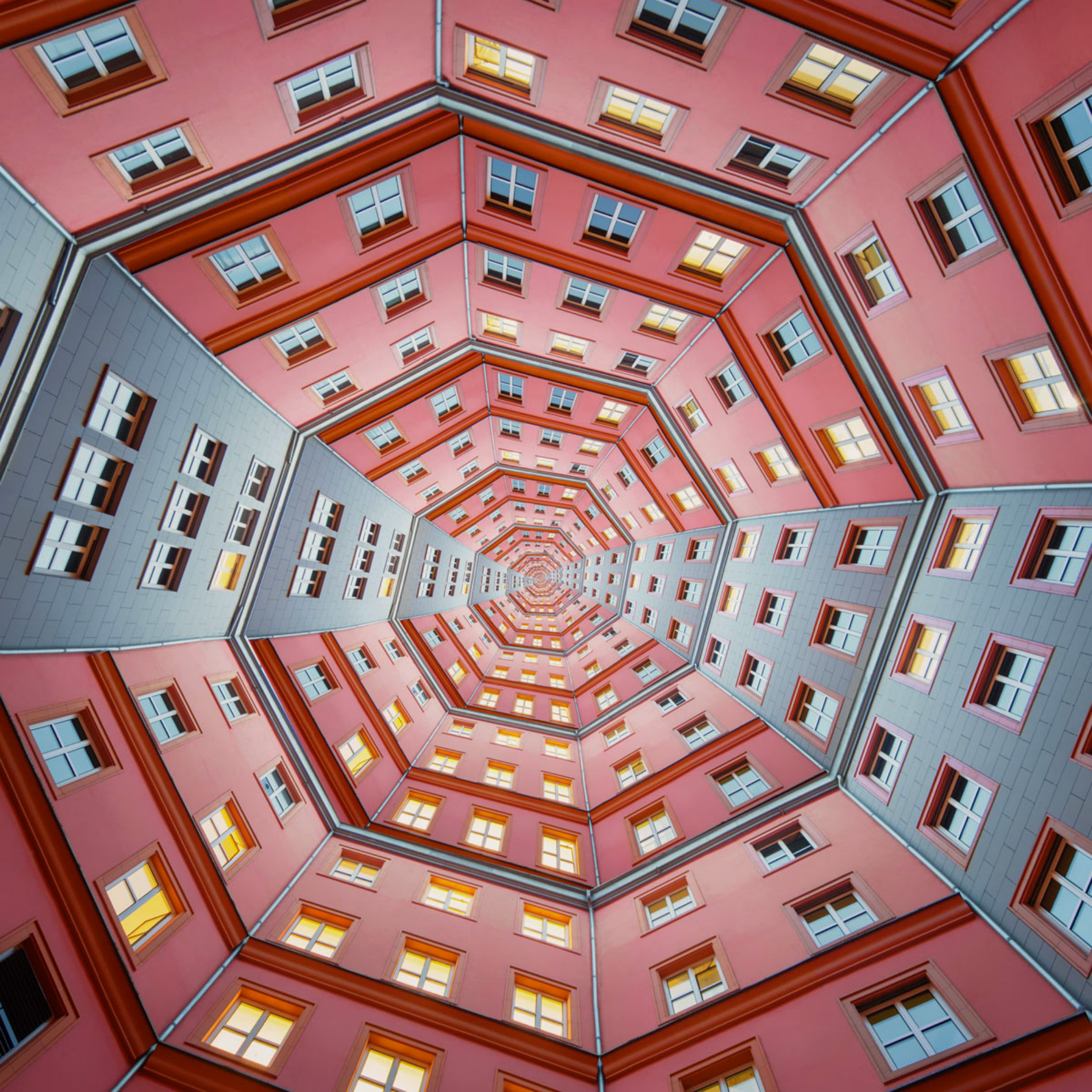 Mind-Bending Architectural Illusions