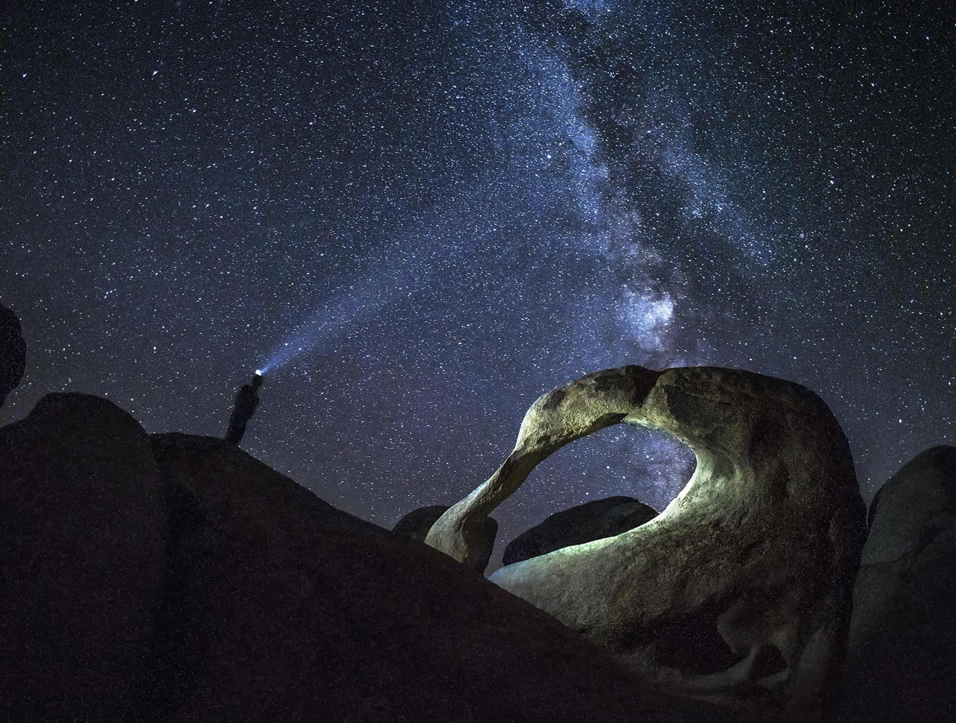 Nightscape Photography: In Search of the Milky Way