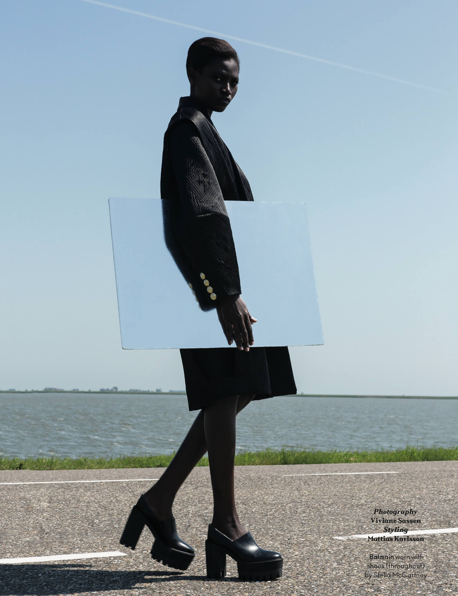 fashion photo african woman,photo by viviane sassen