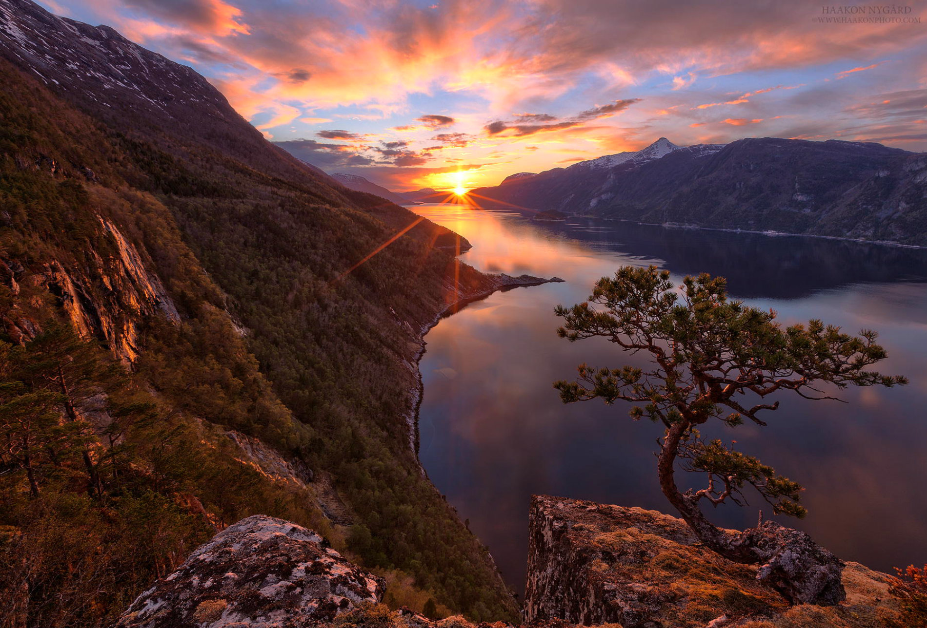 Haakon Nygaard photography norway landscape colour