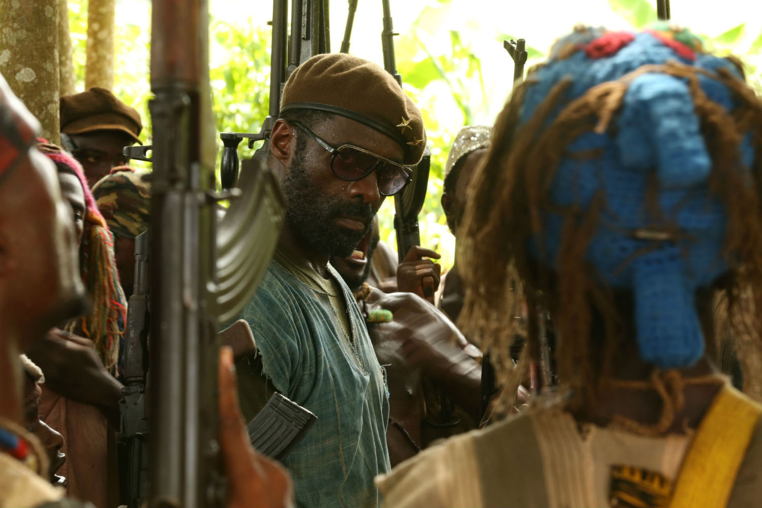 beasts of no nation africa ides ebola