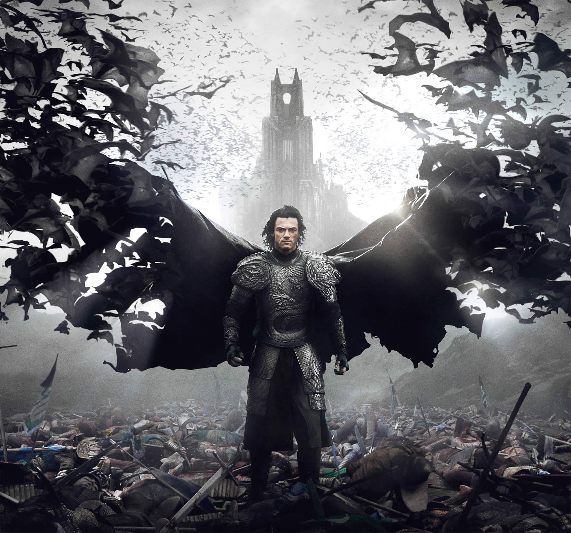 "Design for ""Dracula Untold"" and Universal Pictures"