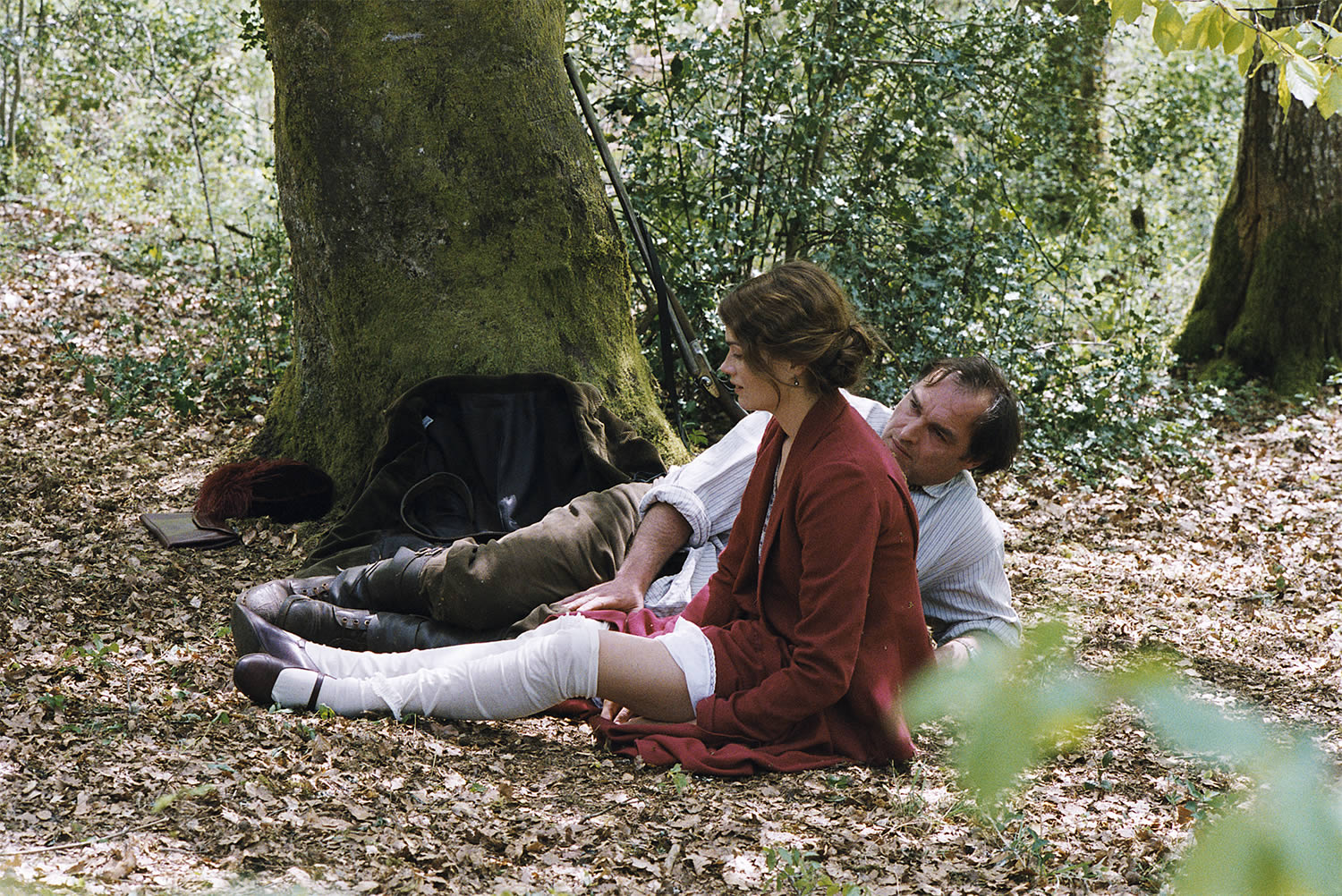 romance in the forest, lady chatterley