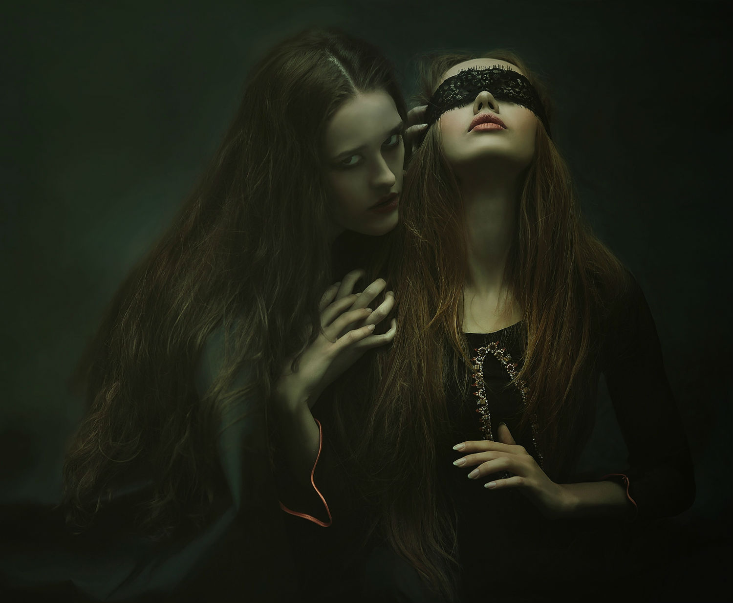 Agnieszka Lorek fashion photography gothic halloween witches