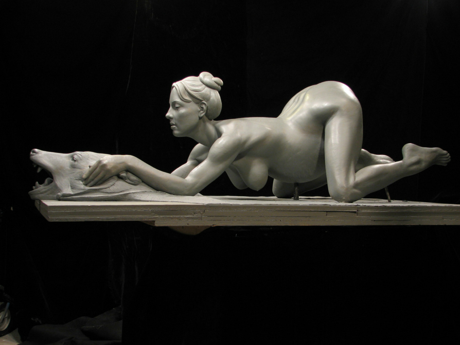daniel edwards sculpture britney spears