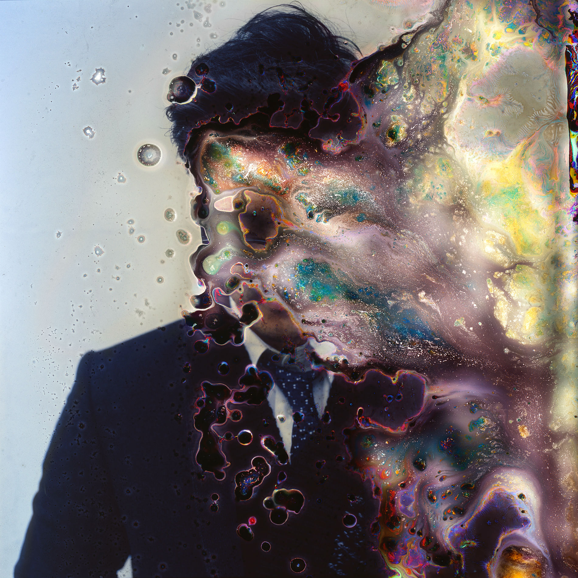 Chemical Portraits by Seung-Hwan Oh