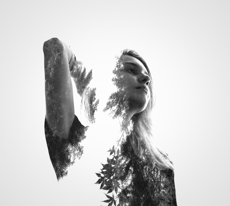 Erkin Demir double exposure photography