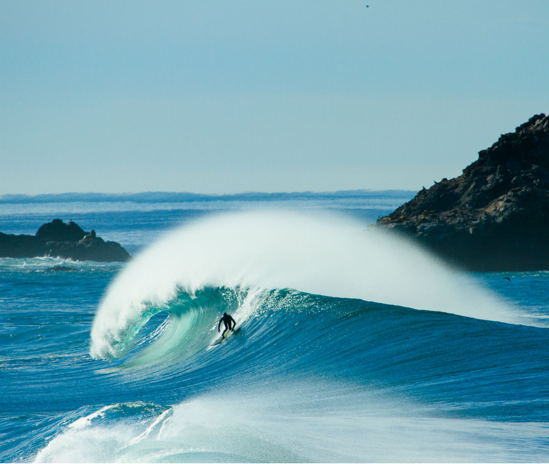 chris burked surf instagram waves