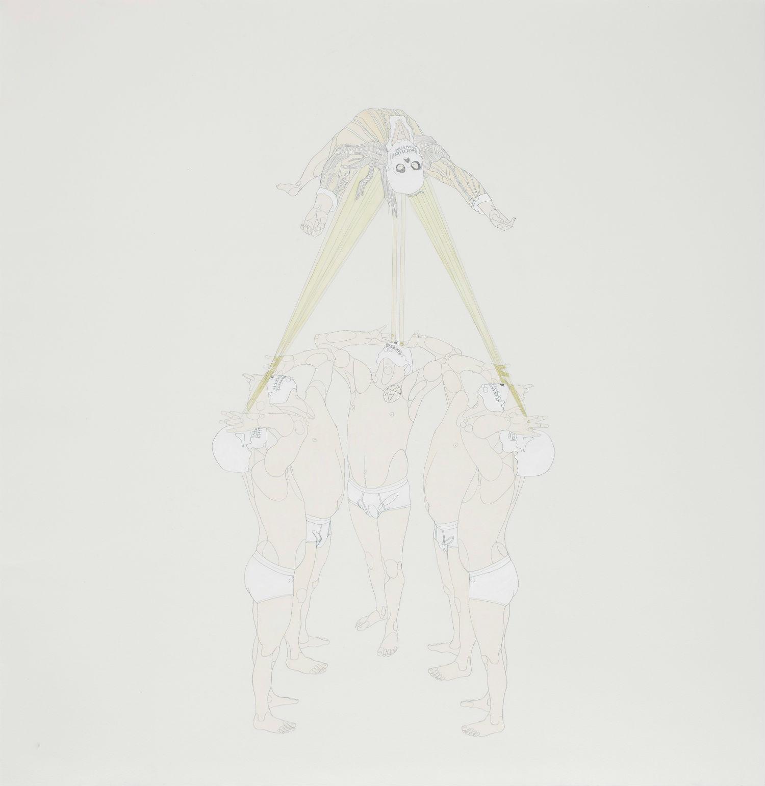 joseph mcvetty illustration cult illustration skull occult