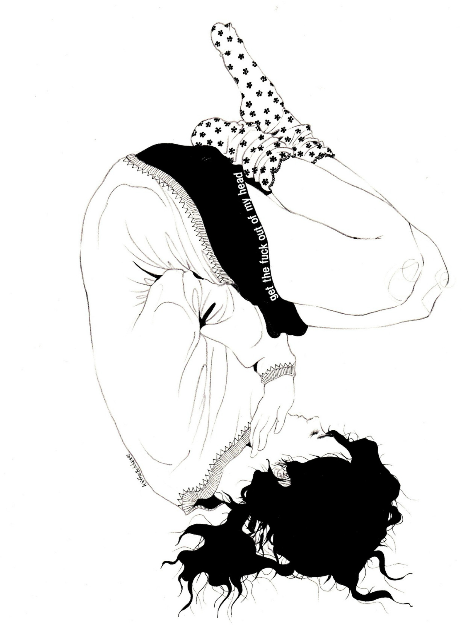kaethe butcher illustration erotic