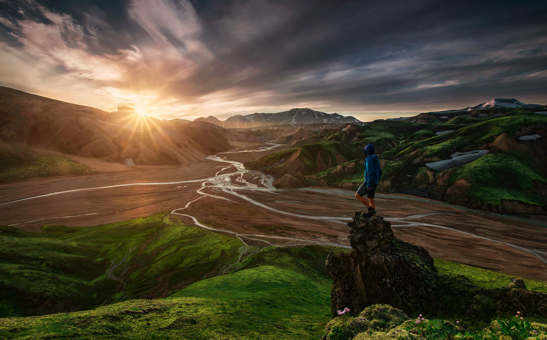 On Top of the World with Max Rive