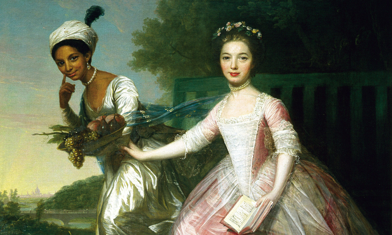 elizabeth dido belle classical painting