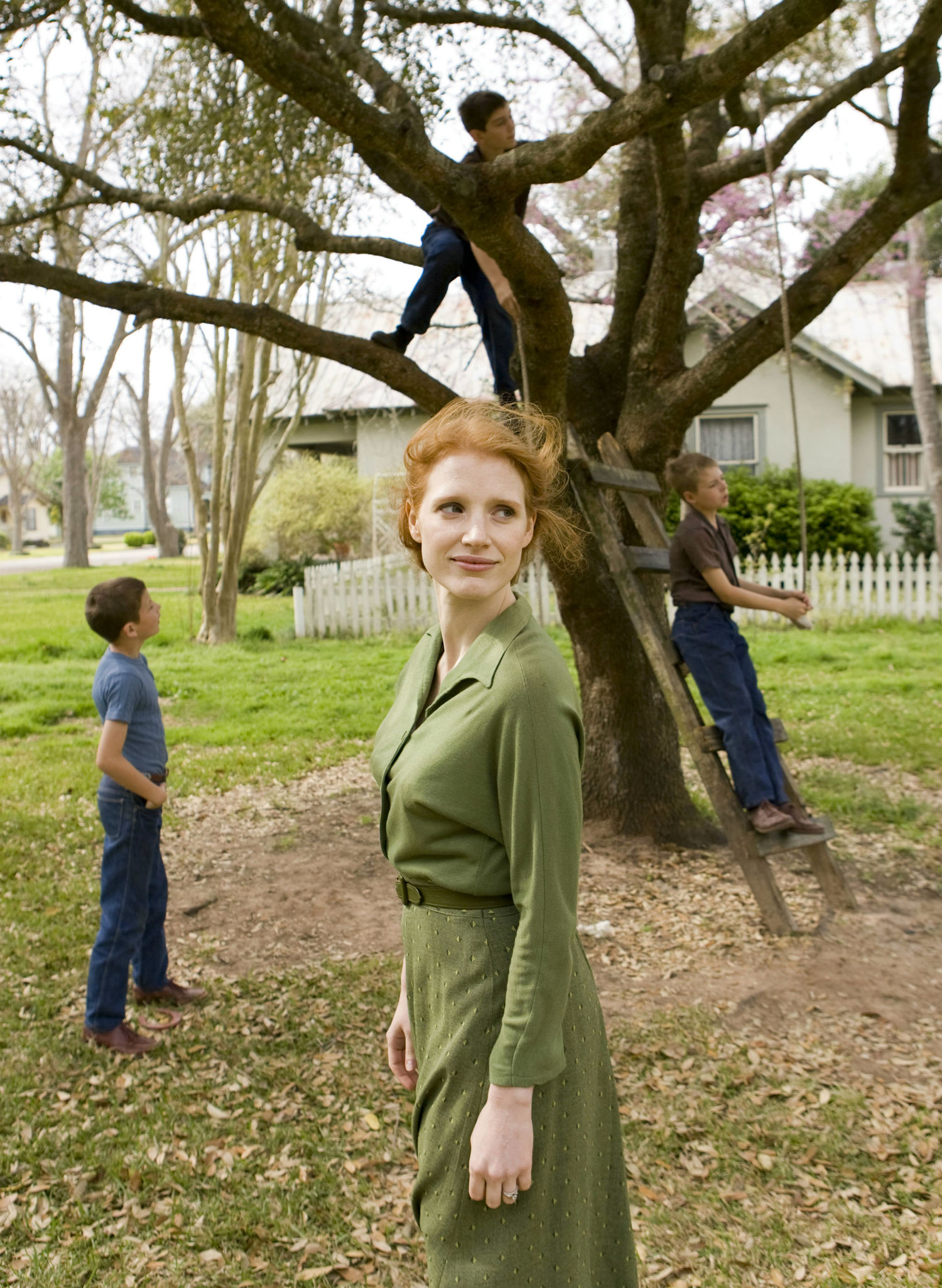 jessica chasten the tree of life