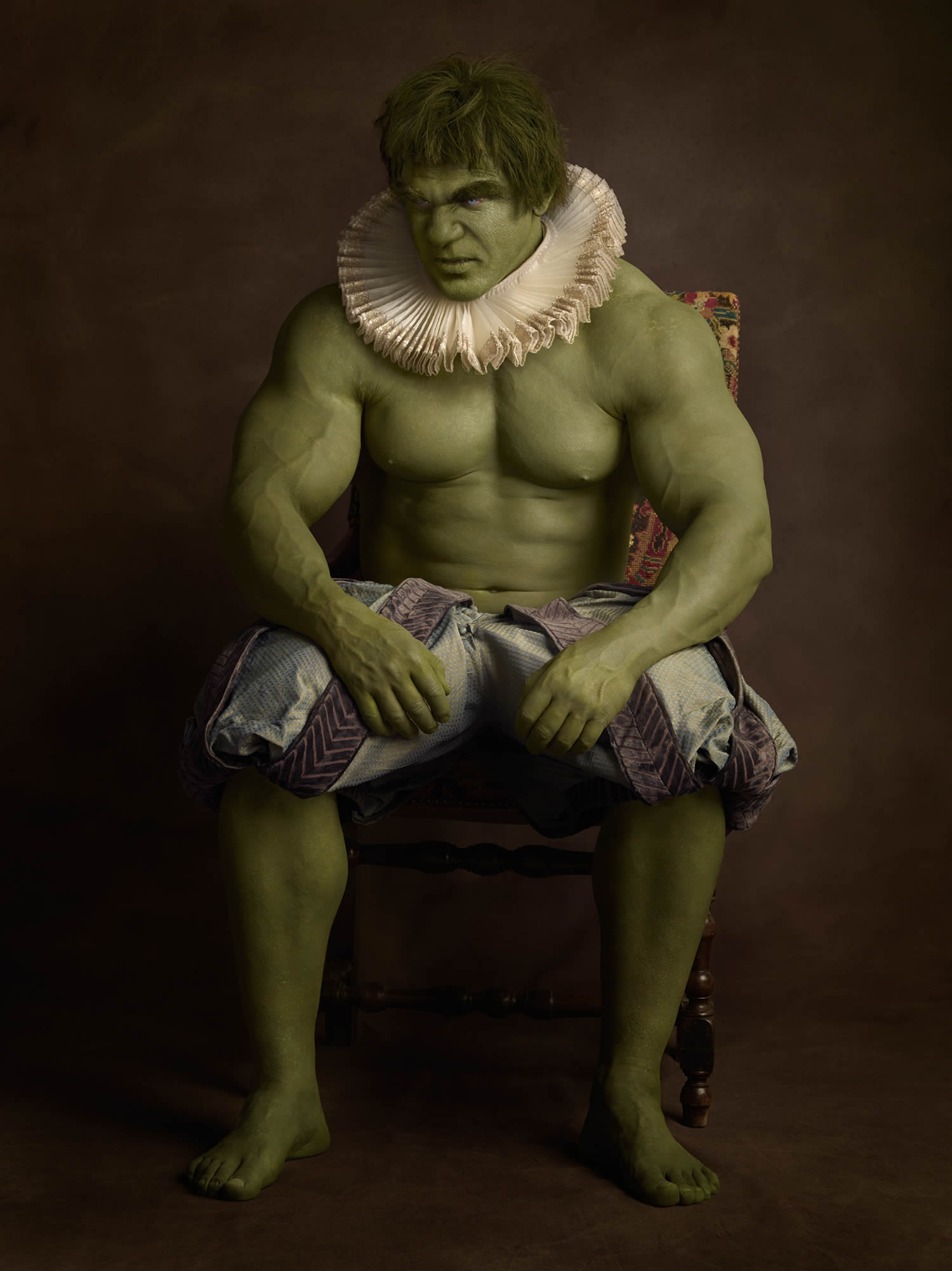 the hulk, photo by sasha goldberger