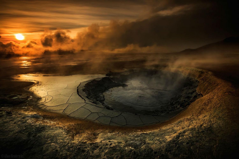 Alban Henderyckx landscape photography