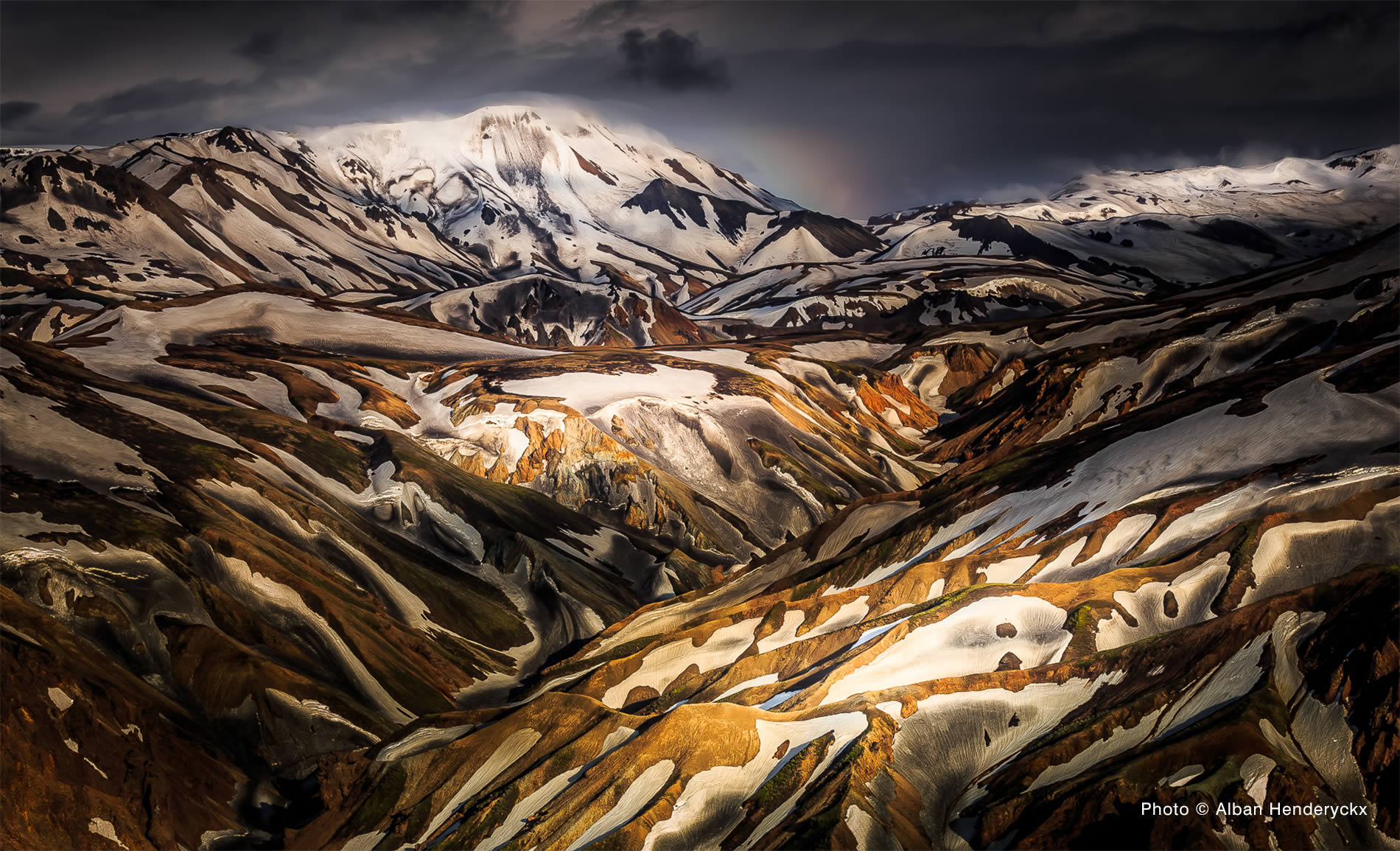 Seeing the Earth From Above: Photography by Alban Henderyckx