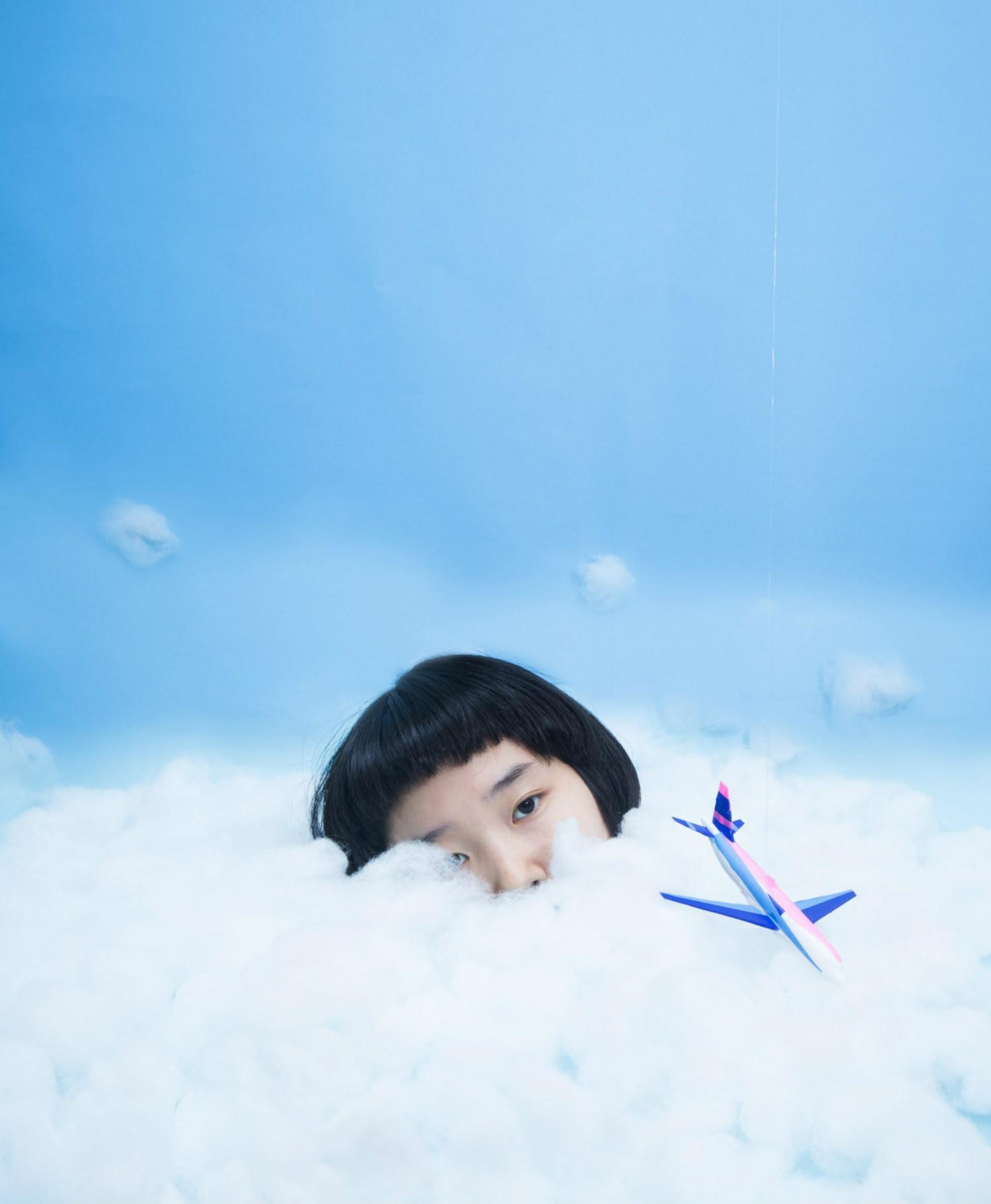 Izumi Miyazaki self portrait japan quirky