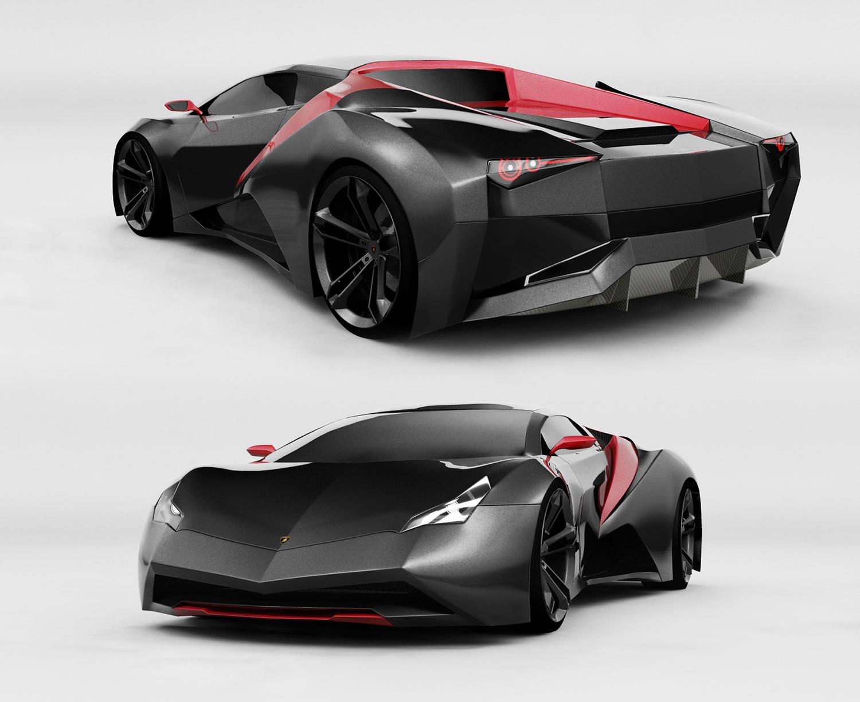 super car, Dynavonto Exotic Car Concept by Bashar Ajlani