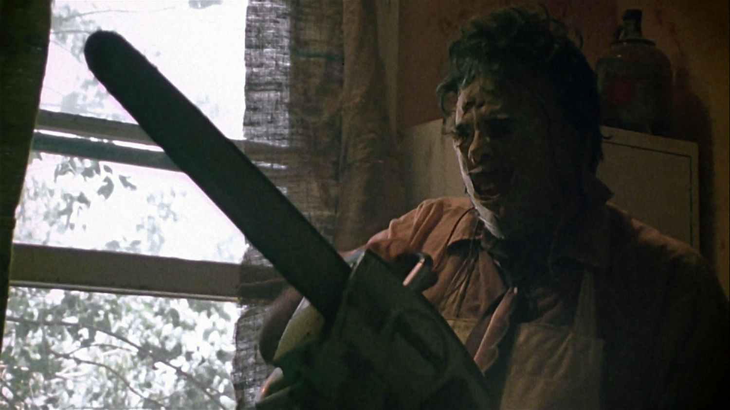 leather face texas chainsaw