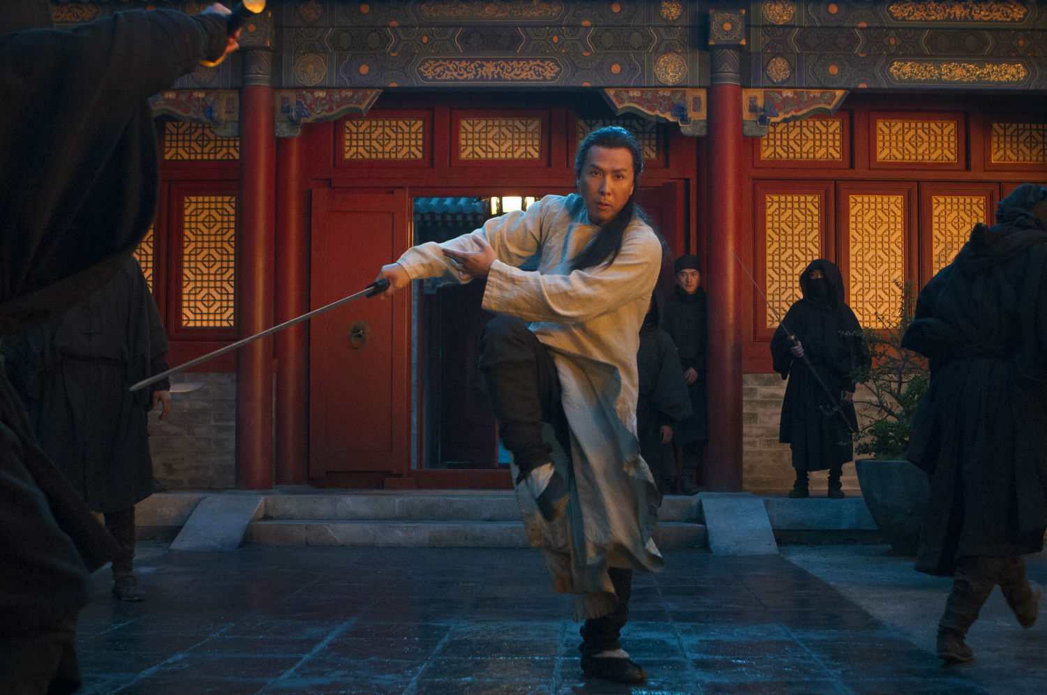 crouching tiger hidden dragon 2 donnie yen