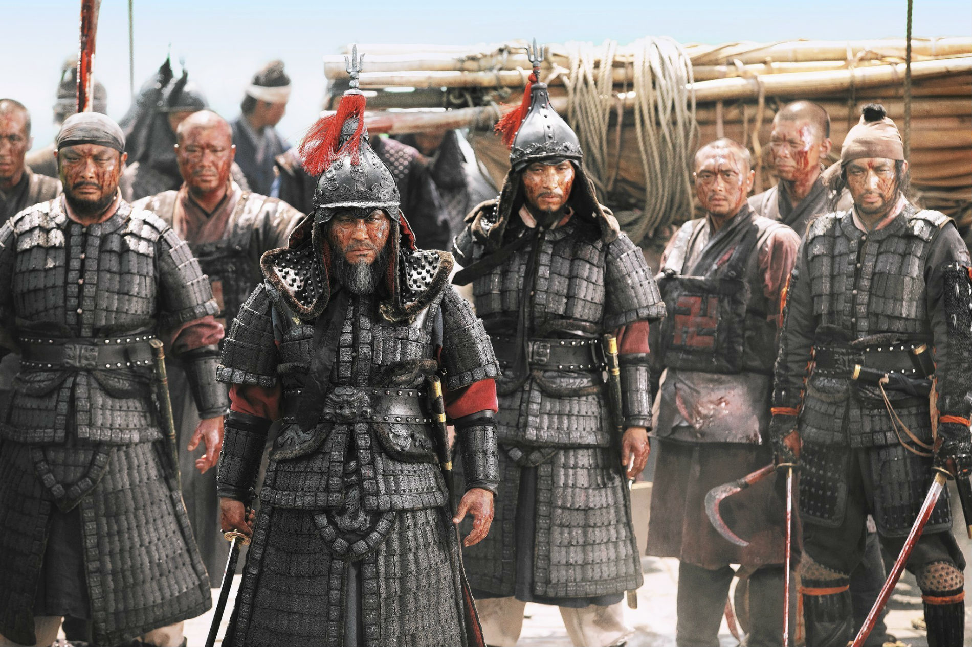 asian film the admiral roaring currents