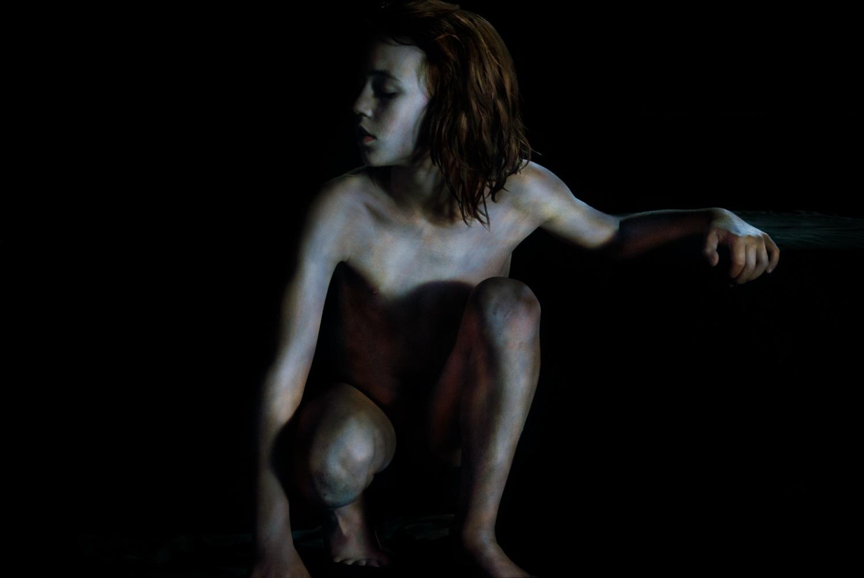 bill henson photographer dark beauty portrait