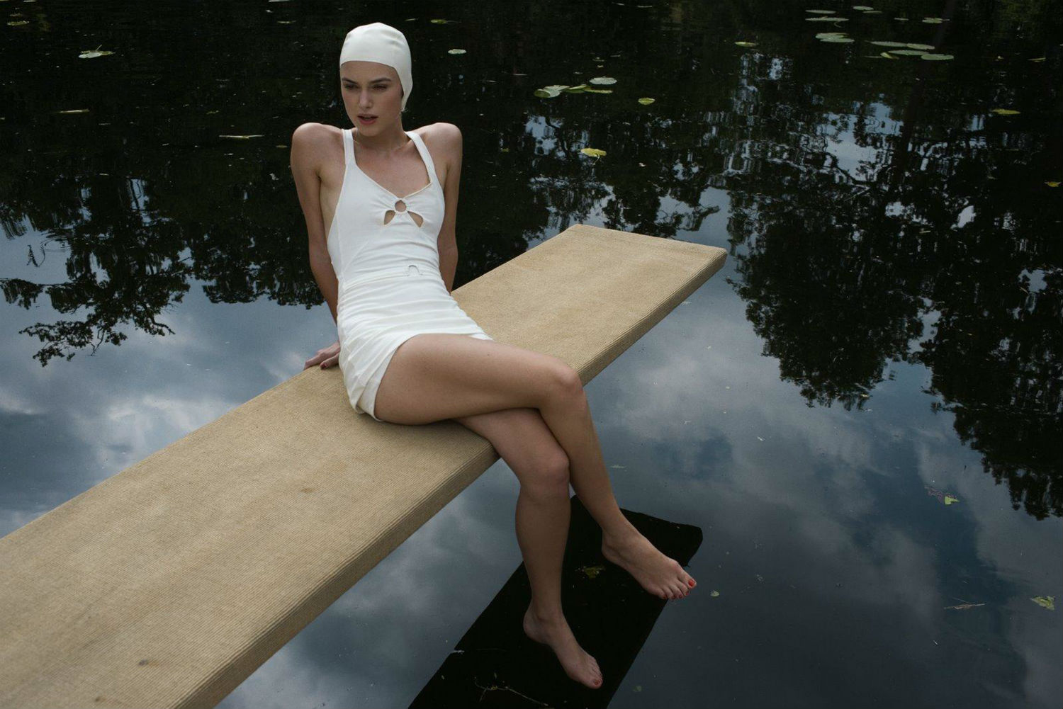 atonement keira knightley lake white bathing suit