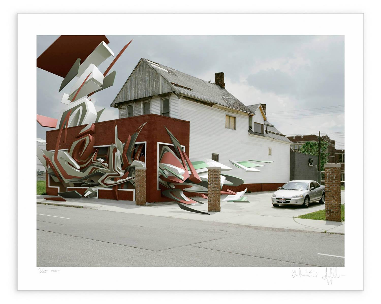 digital art graffiti style