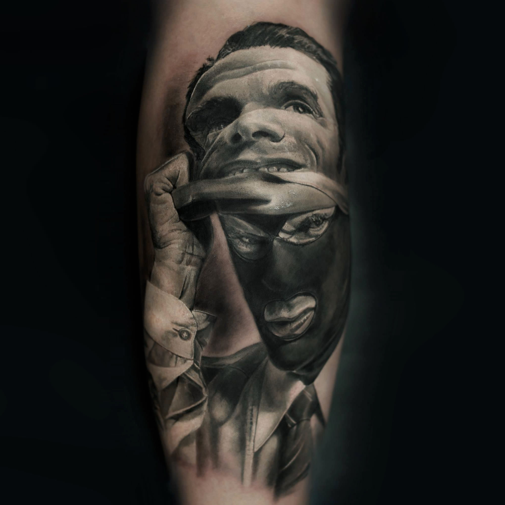 Iwan Yug's Photorealistic Tattoos