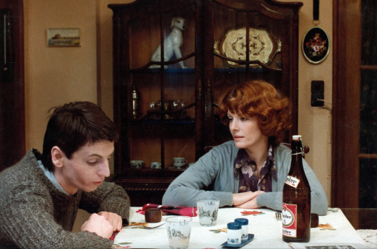 "A doting mother with a secret occupation in ""Jeanne Dielman 23 Quai du Commerce, 1080 Bruxelles"" (1975) © Paradise Films."