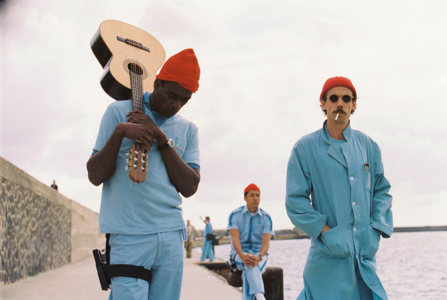 the life aquatic blue wes anderson sue jorge