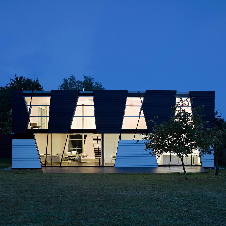 Trish House Yalding Residential House by Matthew Heywood.
