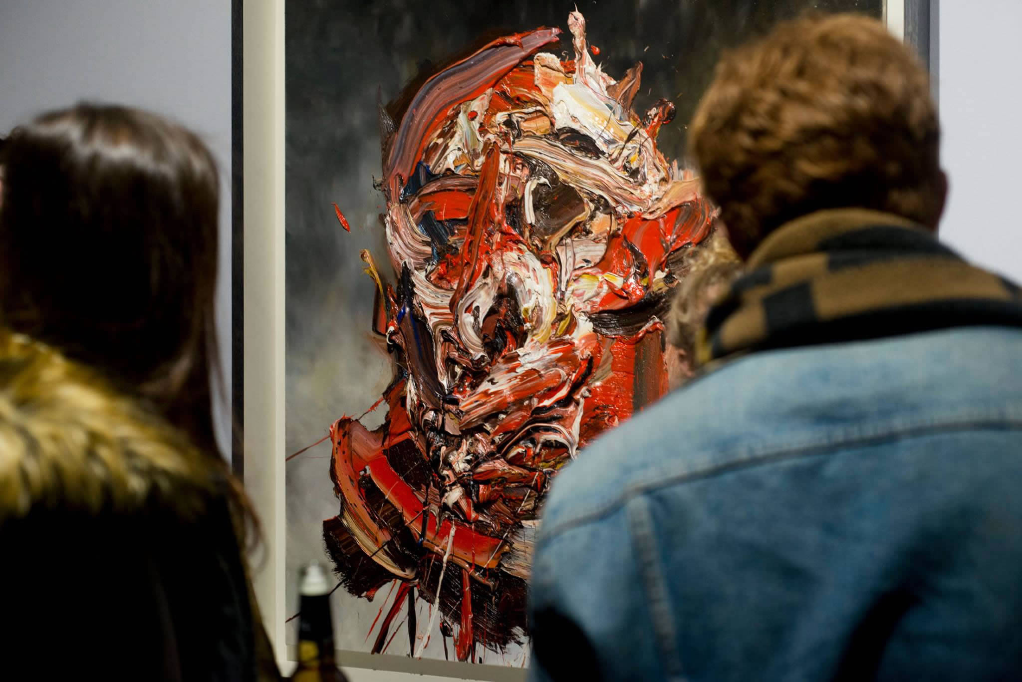 self art show by micallef