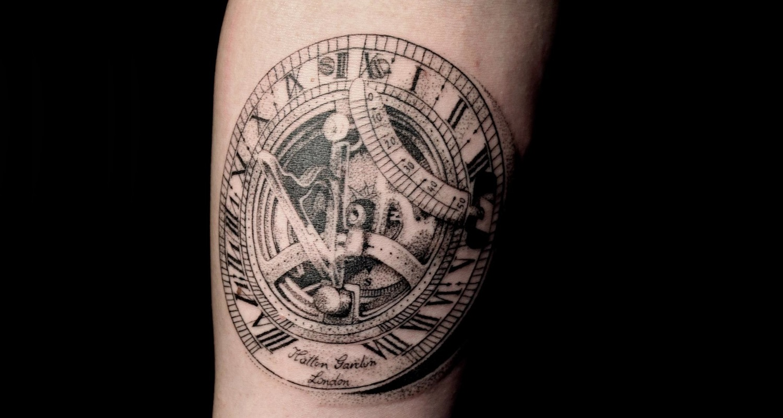 Delphine Noiztoy Tattoo