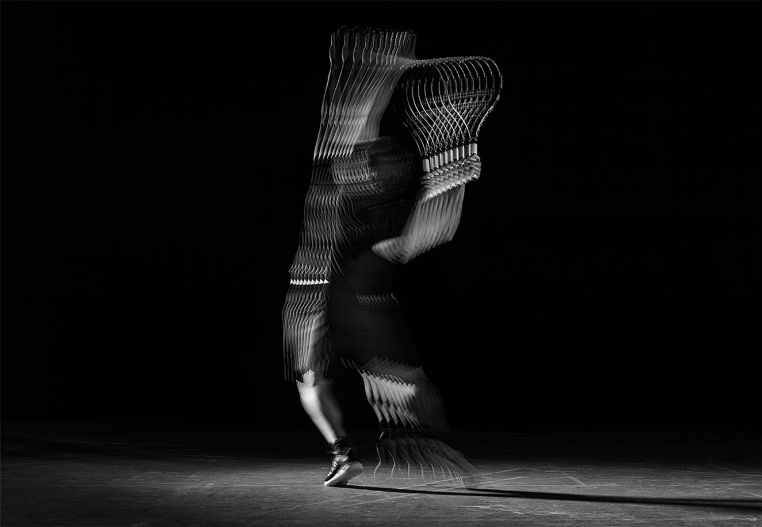 jean yves lemoigne photography black white motion tennis blurry sport