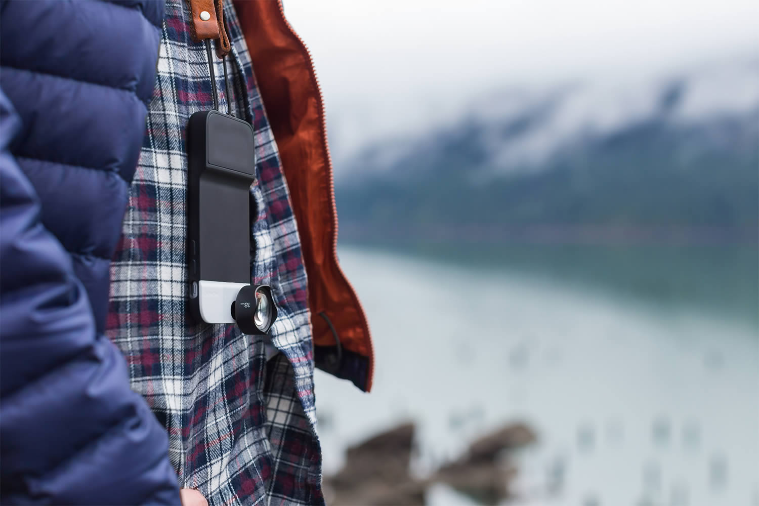moment case, turns your iphone 6 into a better camera