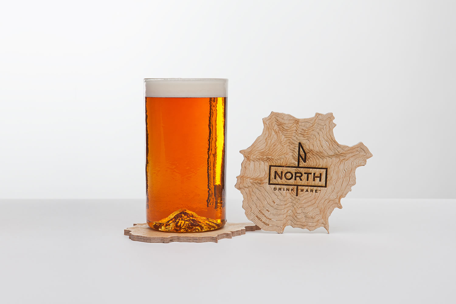 beer cup, NORTH DRINKWARE