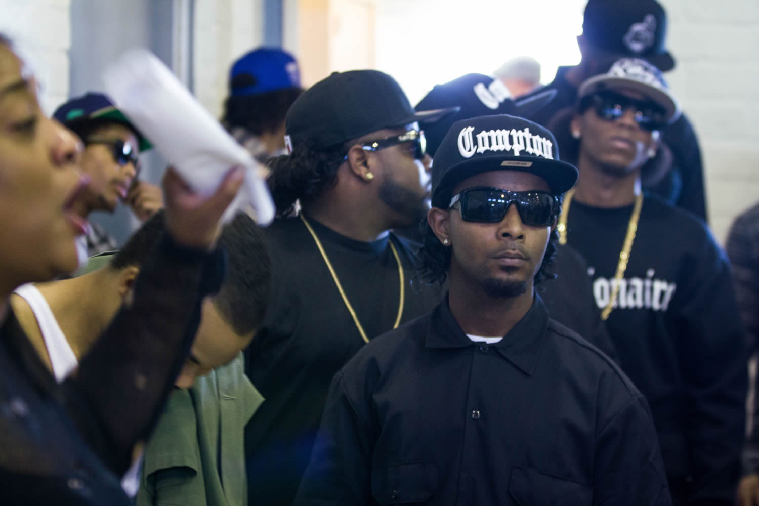 n.w.a in Straight Outta Compton