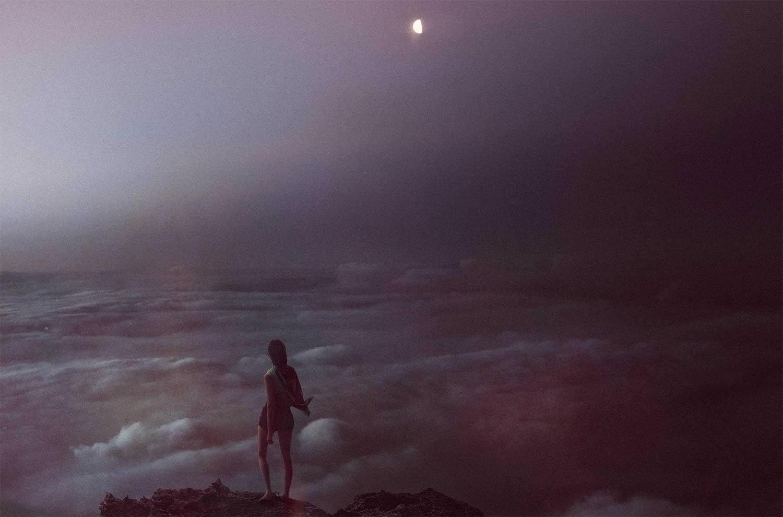 woman in the dark, Reuben Wu