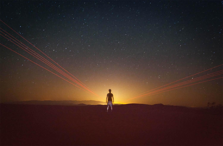 alone in the night, Reuben Wu