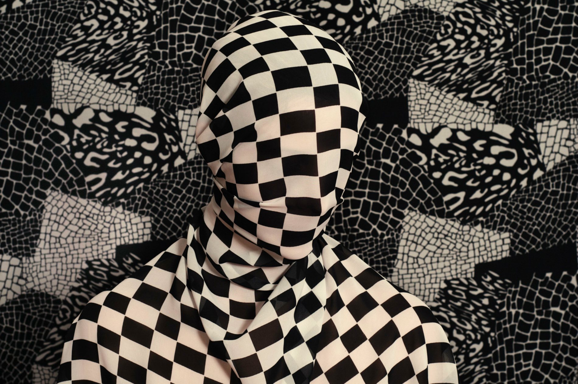 The Illusion of Pattern by Romina Ressia