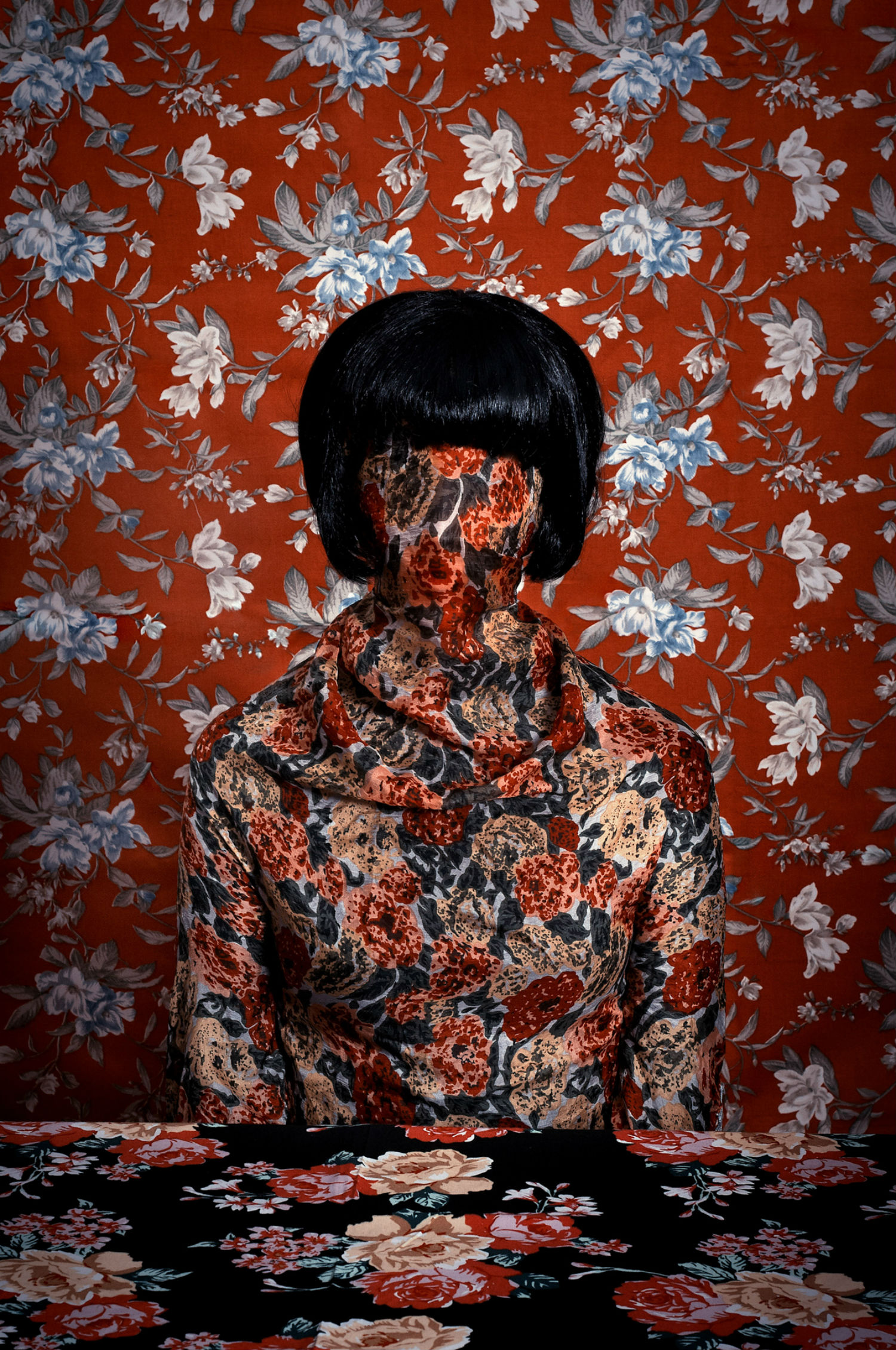romina ressia photography art illusion blend background pattern shape