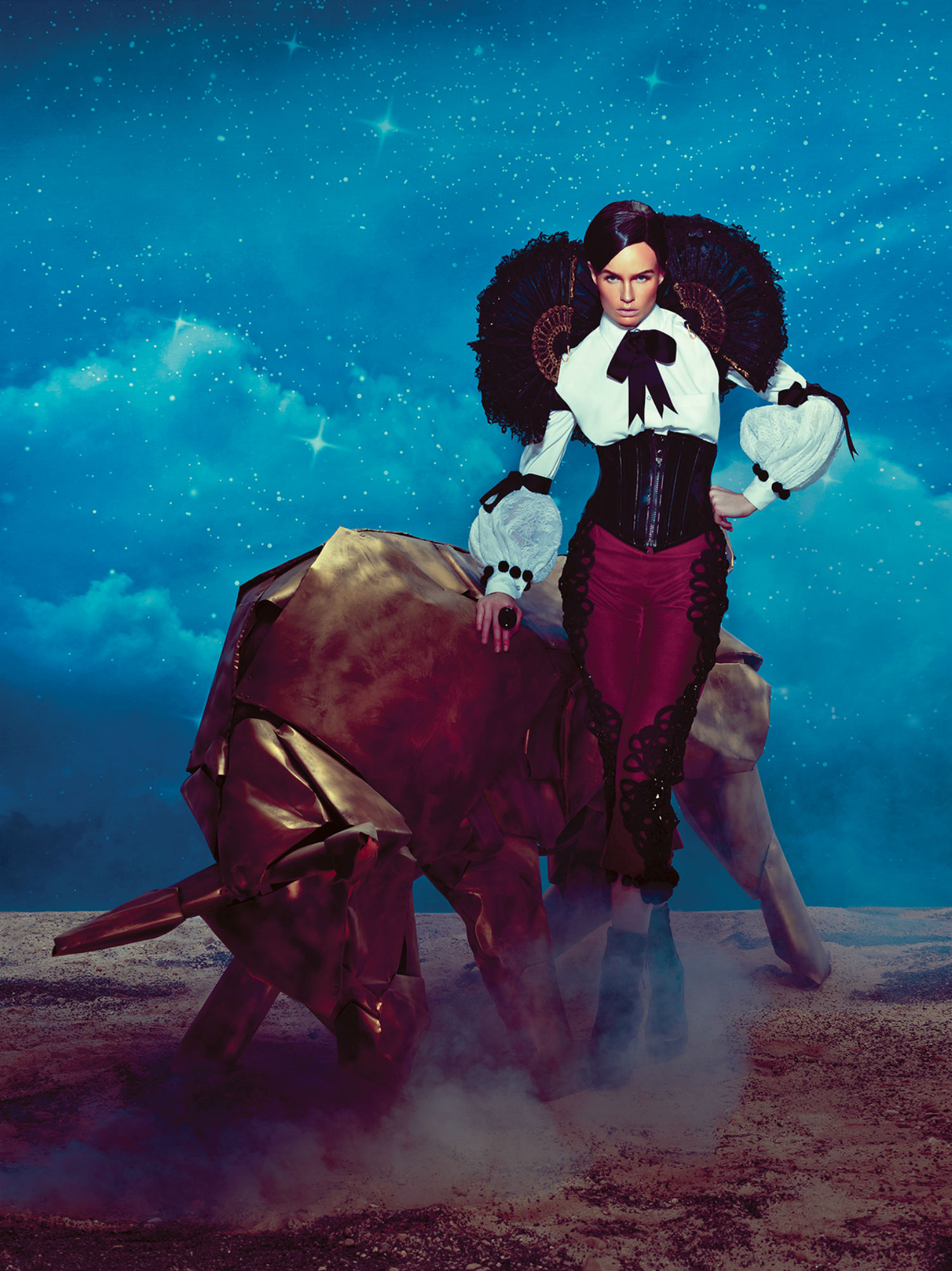 tejal patni fashion photography zodiac model  bull